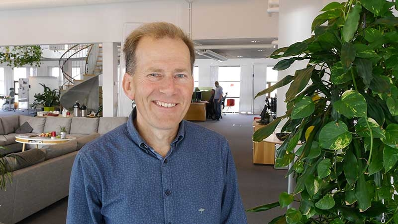 Lennart Samsson, VD på Specter AB