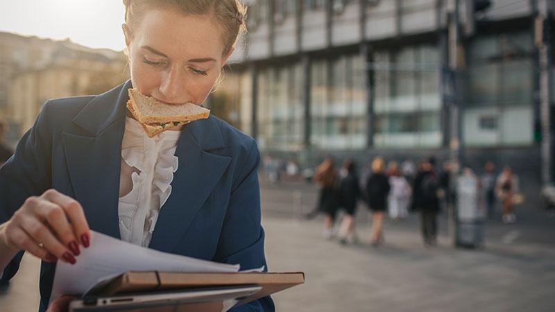 Tidsbristen en av de stora utmaningarna i företagarens vardag