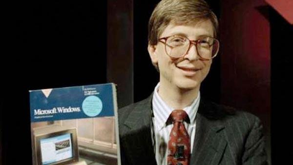 Bill Gates, en av världens rikaste personer
