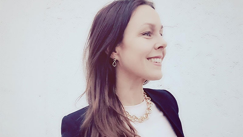 Entreprenören Anneli Willander