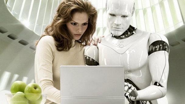 När blir du en robot?