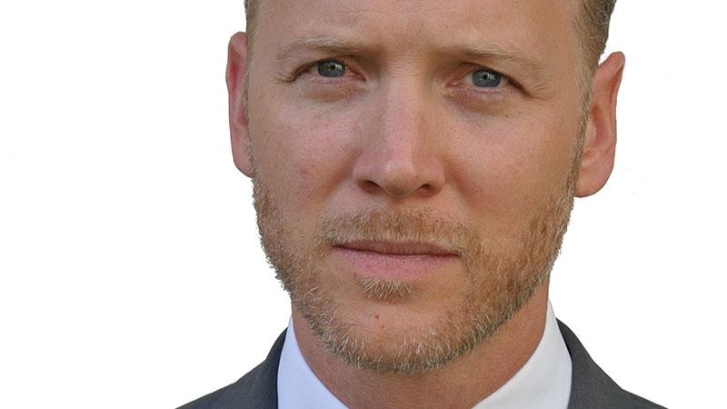 Christian Ekström, vd för Skattebetalarnas Förening