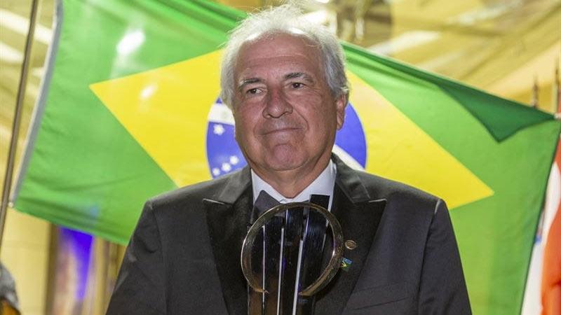 Rubens Menin, EY World Entrepreneur Of The Year 2018