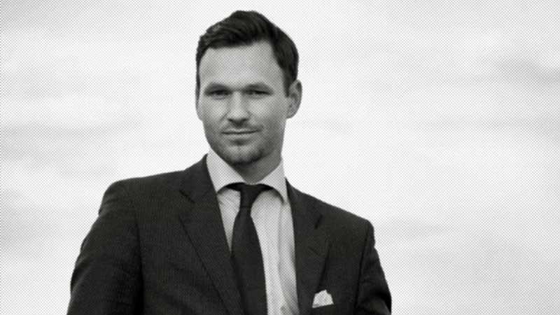 Rasmus Biasi, entreprenör och expert på försäljning