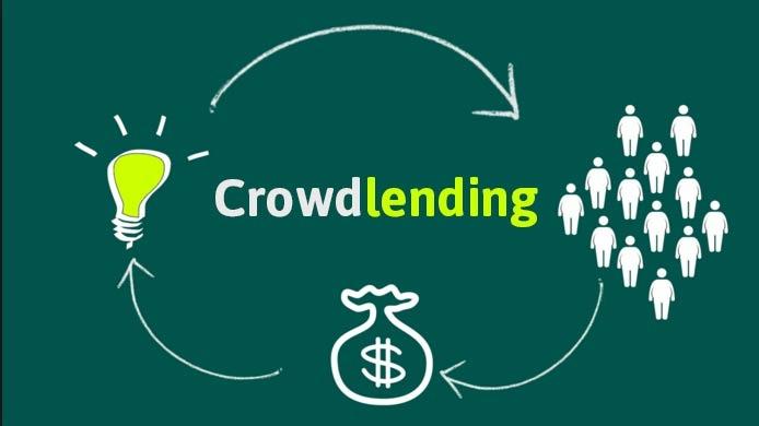 Finansiering med crowdlending