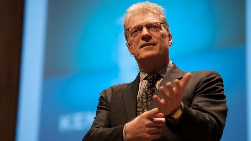 Sir Ken Robinson menar att skolan dödar kreativiteten hos våra barn (se filmen längre ner på sidan)