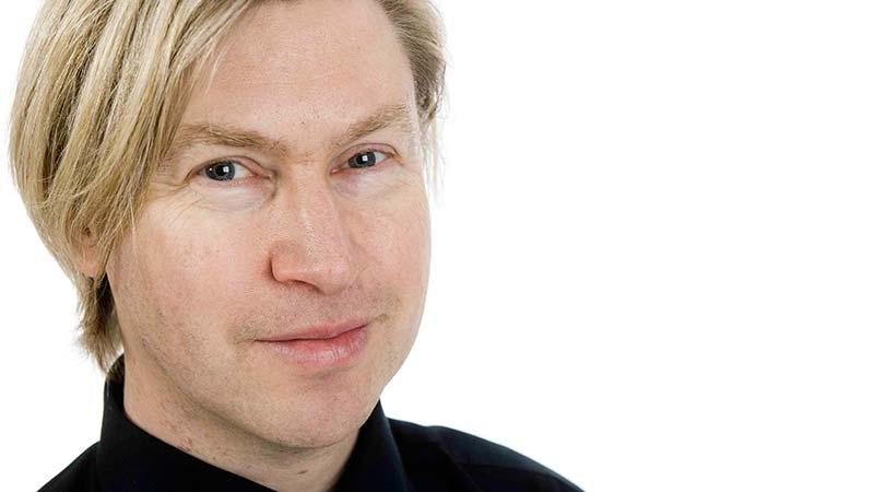 Entreprenören Sverker Sikström, grundare av 3woords. Text av Nina Jansdotter