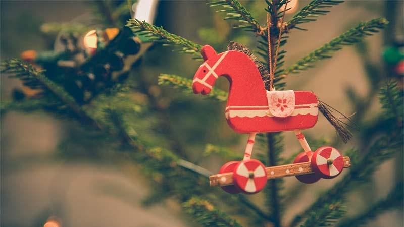 Historien om en julgran - om ledarskap under press