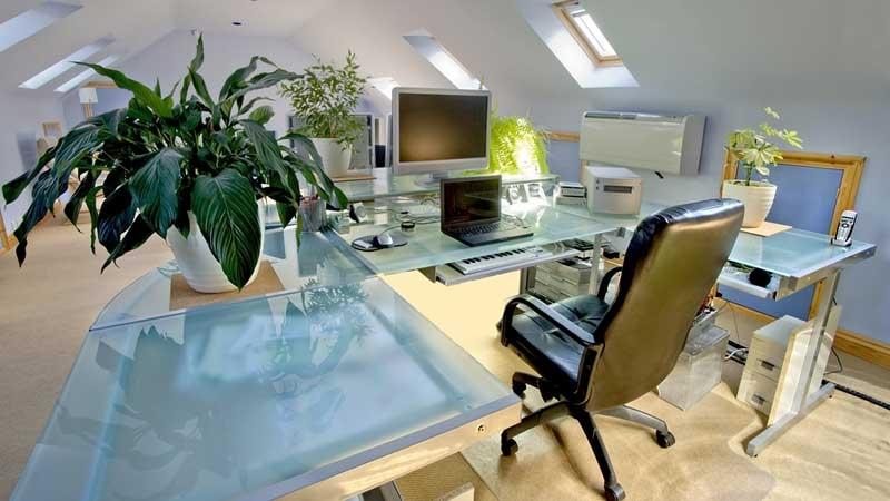 Avdrag för kontor hemma i egen bostad
