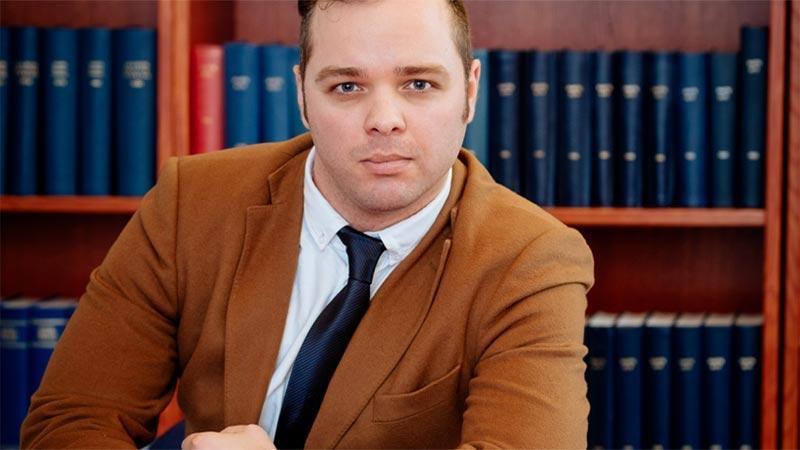 John Knutsson - jurist, entreprenör och samhällsdebattör