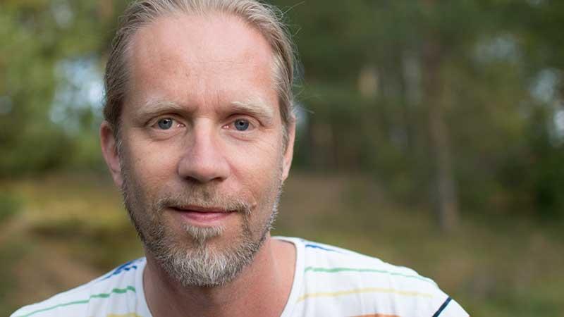 Serieentreprenören Tomas Ahlström medgrundare av startupföretaget Lifee
