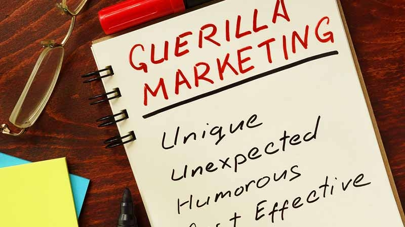 Gerillamarknadsföring - kreativ marknadsföring som ger resultat