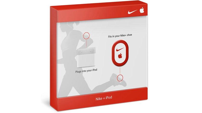 Nike+Ipod. Bilden visar ett samarbete mellan två av världens mest framgångsrika varumärken. Bild: Apple