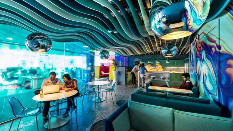 Google Dublin Campus, Irland