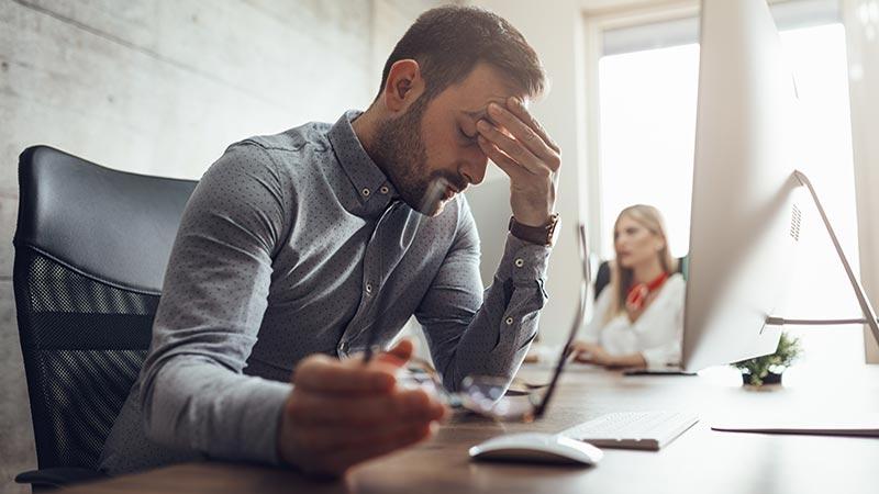 Så förebygger du stress på arbetsplatsen