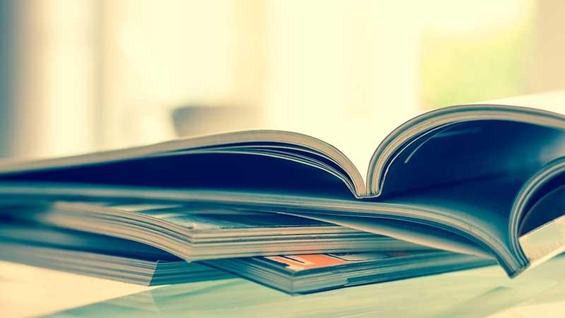 Dra av inköp av facklitteratur