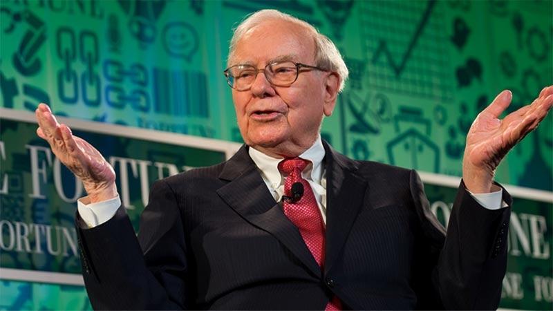 Warren Buffett VD för Berkshire Hathaway och en av världens mest kända och betydande filantroper. Foto: Stuart Isett/Fortune Most Powerful Women/flickr