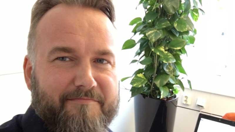 Antti Niemi på revisions- och redovisningsbyrån Revideco