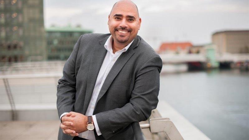 Sami Sulieman, VD för Prescott Lewis Invest. Foto Jens C Hilner