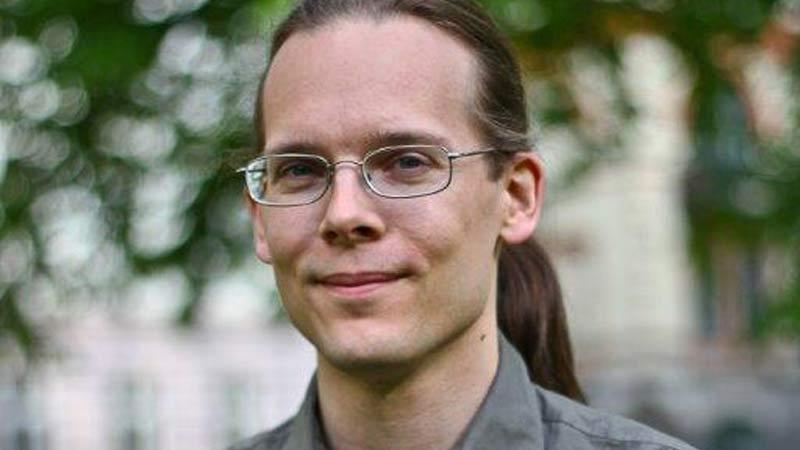 Johan Ranefors. Författad av Nina Jansdotter