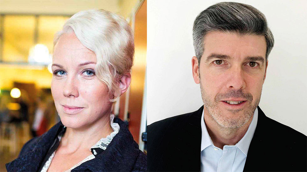 Anna-Carin Sandberg Jödahl, Drivhuset och David Medlin, Vistaprint