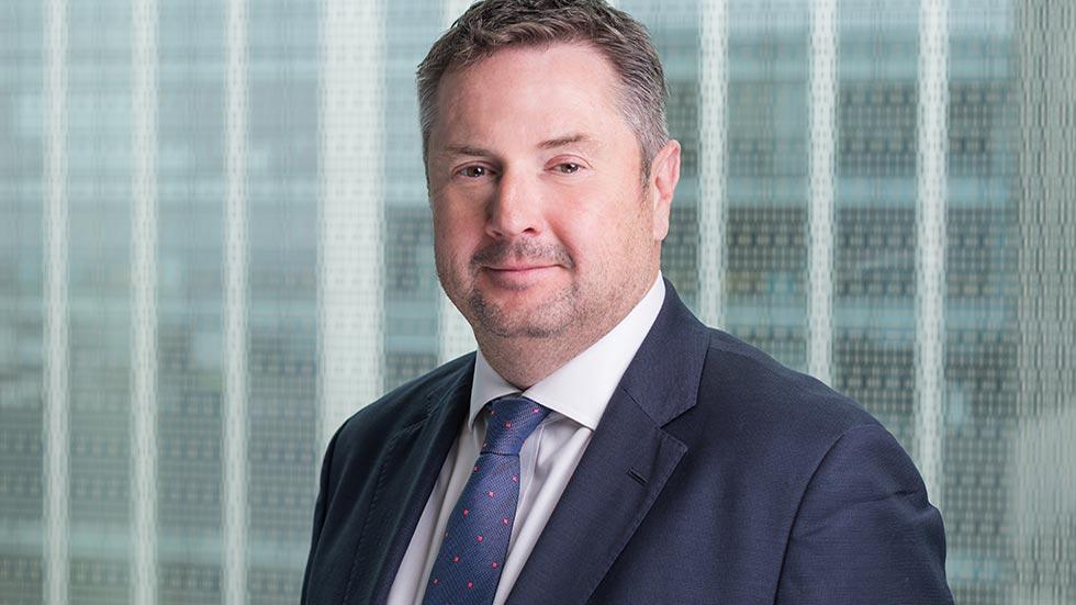Jeremy Keefe, nordeuropachef på Poly.
