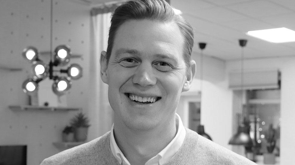 Alexander Johansson, VD och Strategisk rådgivare på Marketmatch