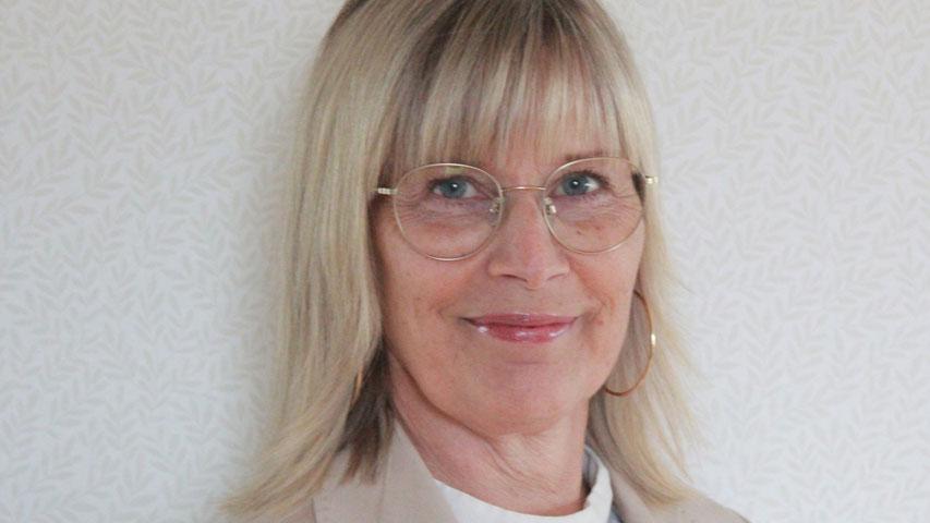 Annika Mårtensson, VD på Export Interim i Ulricehamn