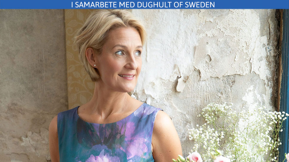 Miljösmarta klädfantasten Linda Jöfelt om livsprojektet Dughult of Sweden