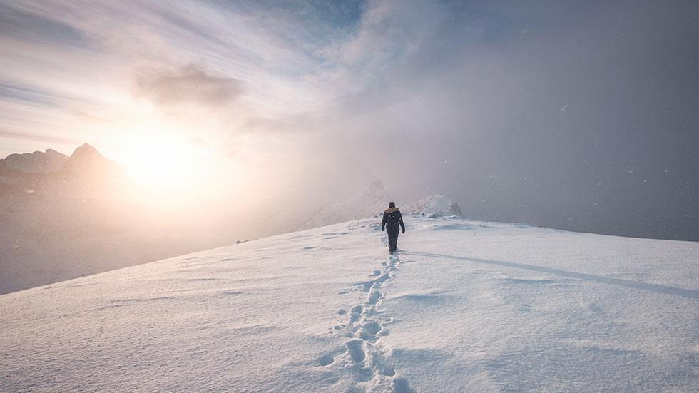 Ett steg i taget – skapa framgång i en osäker värld