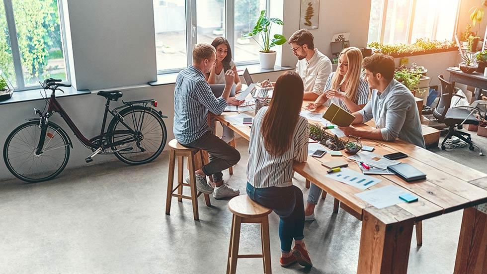 Att växa och behålla kulturen och innovationen bland medarbetarna