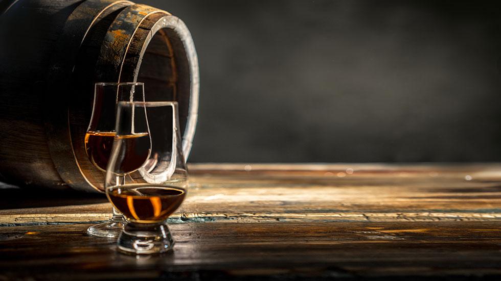 Whisky som investering - Det flytande guldet
