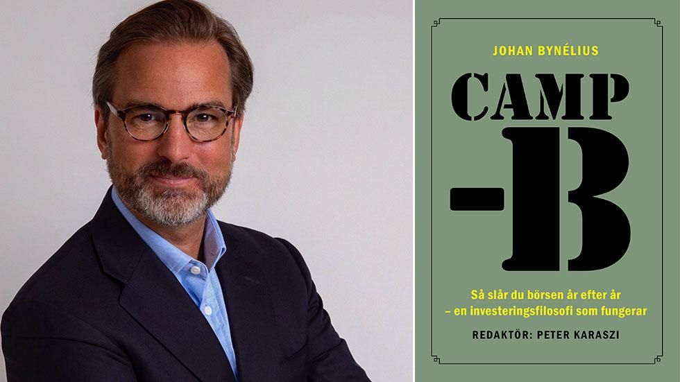 Kapitalförvaltaren Johan Bynélius ger sina bästa tips i boken CAMP-B.