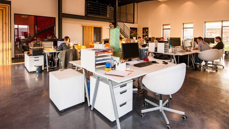Produktiviteten på spel i öppna kontorslandskap