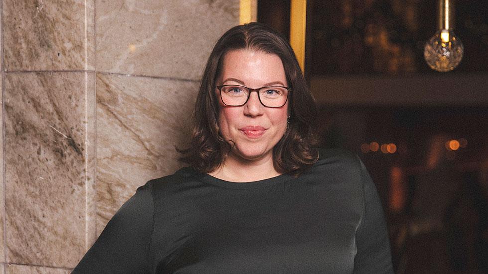 Linnea Molander - coach, författare och grundare av Happy Dating.