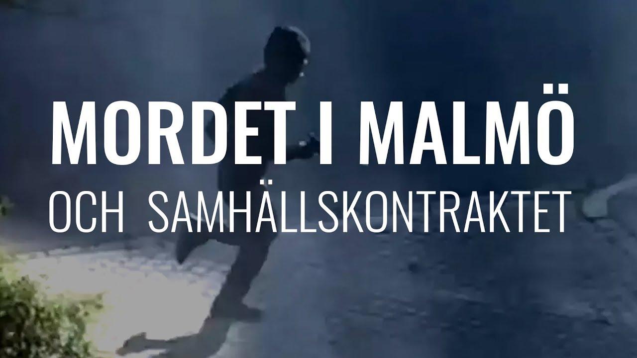 Malmö och samhällskontraktet: Vad händer när förtroendet faller?