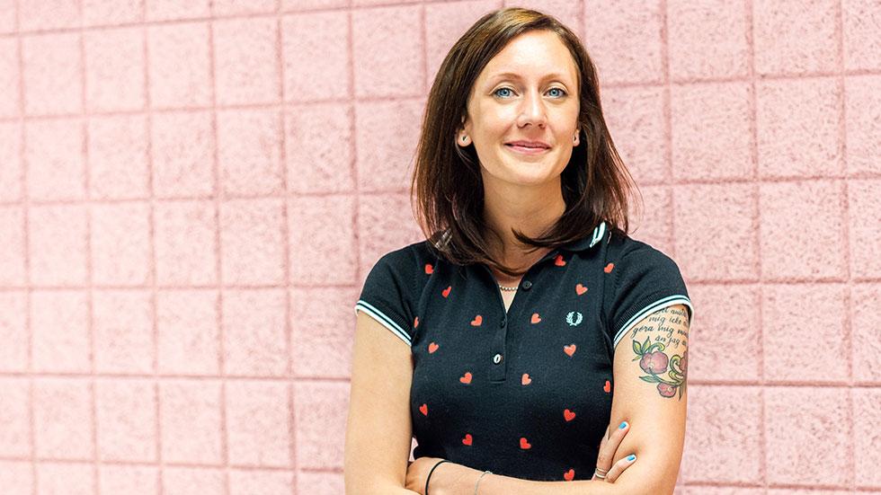 Maria Wiman, Sveriges Bästa Lärare 2019
