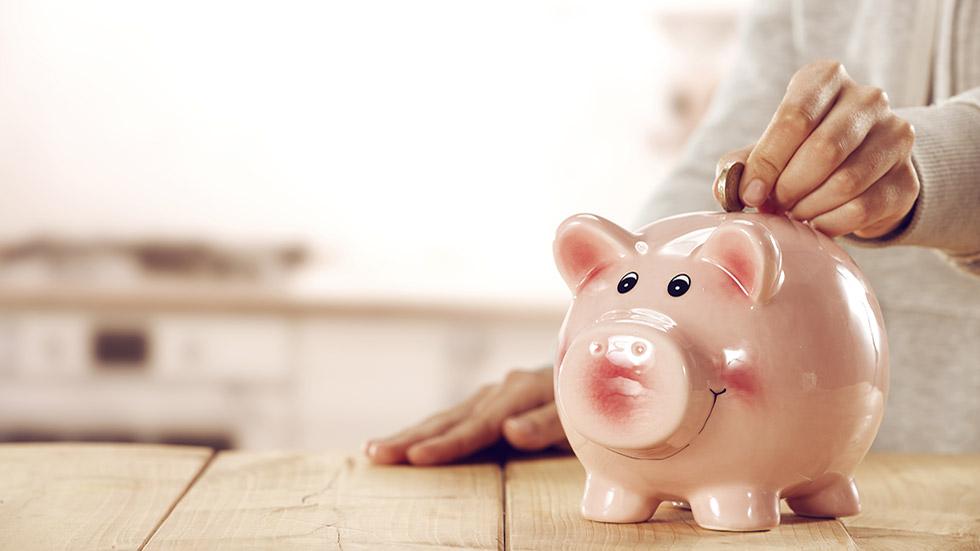 Mikrospara dig rik: 5 appar som hjälper dig