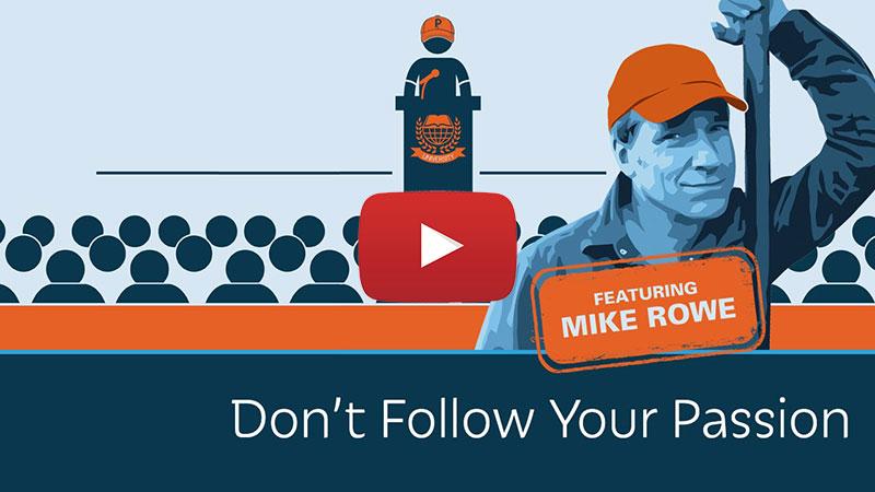 Mike Rowe från Dirty Jobs