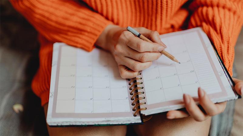 5 knep för att underlätta arbetsveckan