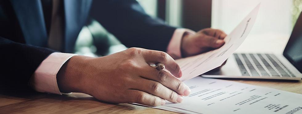 Mall uppdragsavtal företagsbesiktning - due diligence
