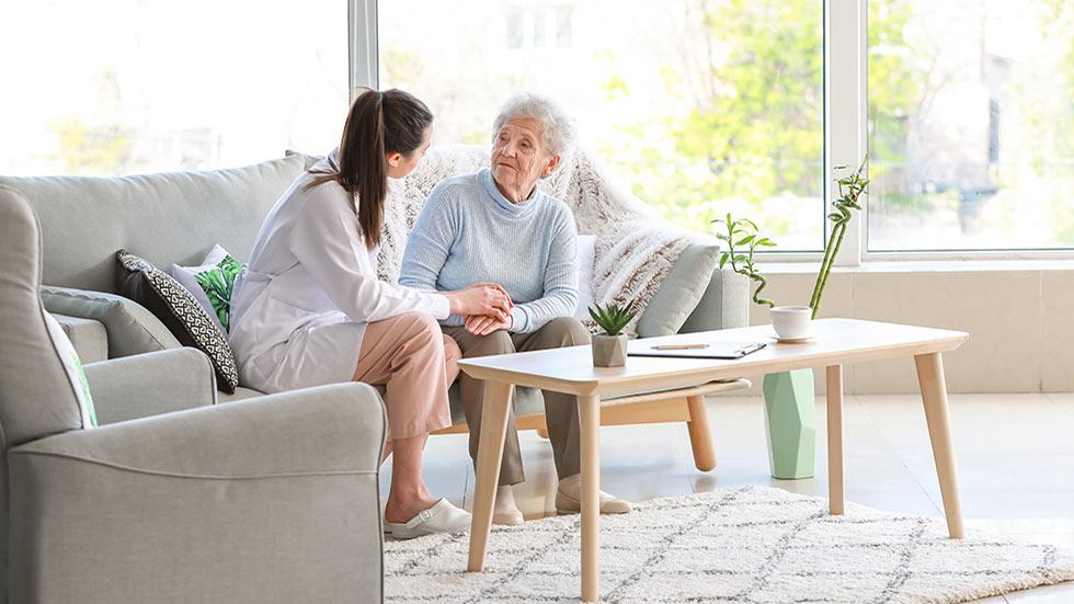 Starta företag inom vård och omsorg - En framtidsbransch