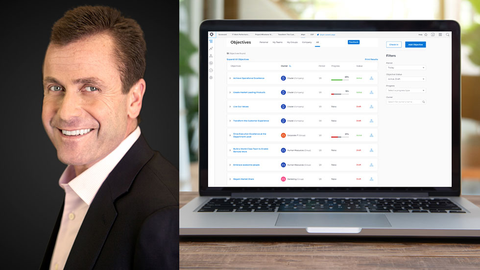 Alex Shootman, VP och General Manager på Adobe Workfront