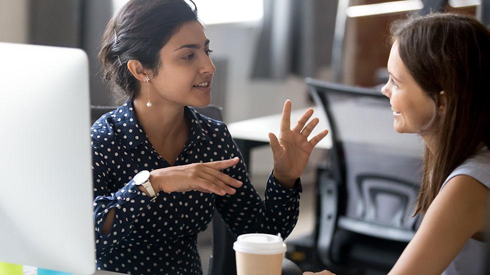 En mentor bidrar till att du får tillgång till mer kunskaper och mer information som kan hjälpa dig med ditt företagande.