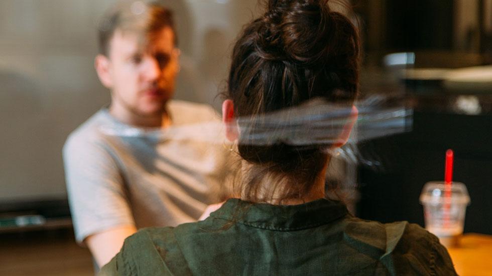Företagsledare använder ett coachande förhållningssätt i samtal med medarbetare.