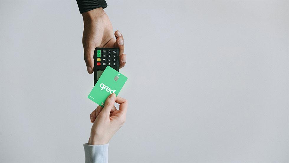 Nyhet! Ett kreditkort för företagare som faktiskt fungerar som det ska