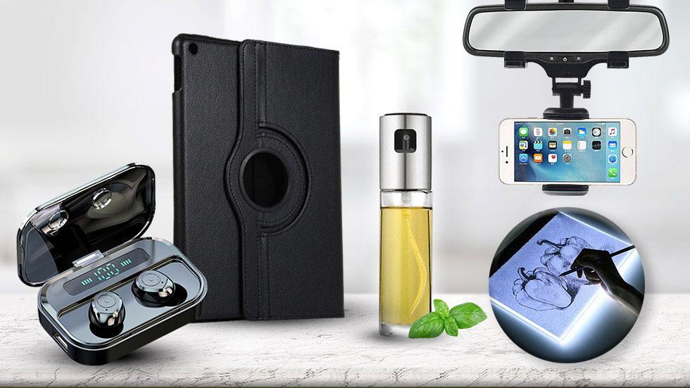 Våra topp 5 bästsäljande produkter i Sverige