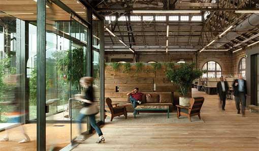 Urban Outfitters kontor i Philadelphia, USA